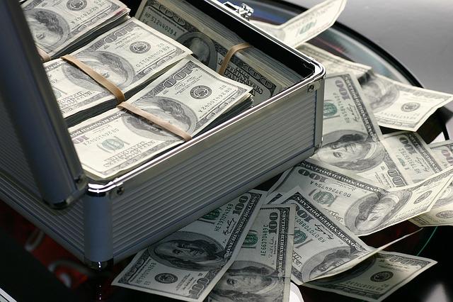 pořádek ve financích