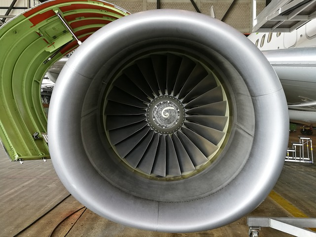 motor letadla