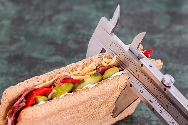 sendvič se zeleninou