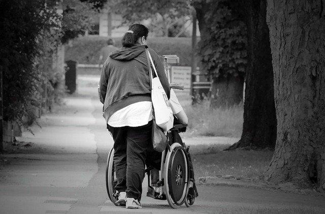 Domovy pro osoby se zdravotním postižením