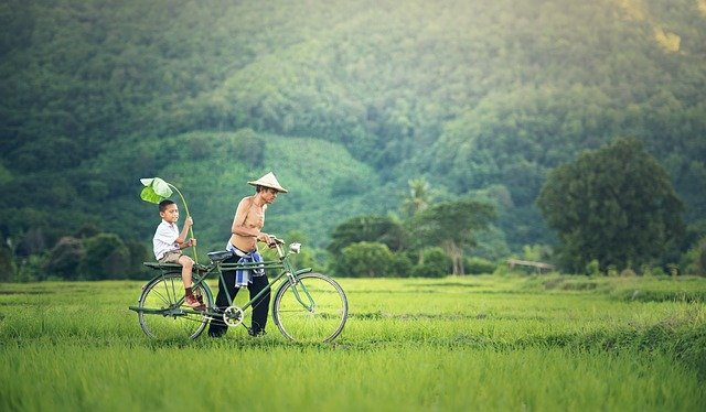 obyvatelé kambodži