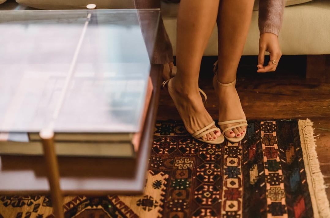 koberec na podlaze